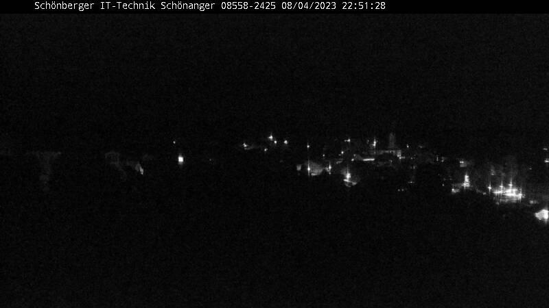 Webcam inNeuschönau, Bayerischer Wald